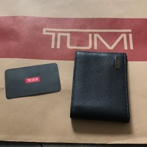 Tumi - Men's money clip wallet